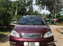 Cần bán lại xe Toyota Corolla altis 1.8 G đời 2001, màu đỏ còn mới giá 268 triệu tại Tiền Giang