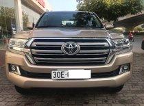 Cần bán Toyota Land Cruiser VX 2016, màu vàng, xe nhập giá 3 tỷ 750 tr tại Hà Nội