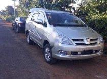 Cần bán Toyota Innova sản xuất 2008, màu bạc, nhập khẩu giá 290 triệu tại Gia Lai
