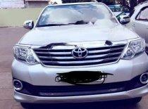 Cần bán lại xe Toyota Fortuner 2010, màu bạc giá 520 triệu tại Gia Lai