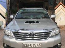 Bán Fortuner G máy dầu tháng 12/2013, xe gia đình sử dụng không kinh doanh dịch vụ giá 790 triệu tại Tiền Giang