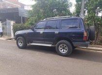 Cần bán xe Toyota Land Cruiser sản xuất năm 1992, màu xanh lam, chính chủ, 285tr giá 285 triệu tại Lâm Đồng