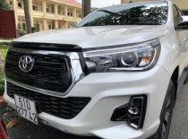 Hilux 2018 mới, Giá cạnh tranh nhiều ưu đãi, L/h em Dương 0845 6666 85 - NVKD Toyota An Sương giá 878 triệu tại Tp.HCM