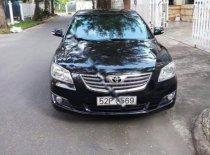 Xe cũ Toyota Camry 3.5Q đời 2008, màu đen giá 590 triệu tại Tp.HCM