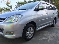 Bán xe cũ Toyota Innova V 2009, màu bạc giá 425 triệu tại Tiền Giang