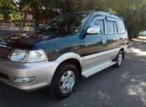 Bán Toyota Zace 30/09/2005 màu xanh như hình, mua ít sử dụng, odo gần 10 vạn giá 275 triệu tại Bình Dương
