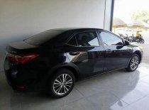 Bán xe Toyota Corolla altis G đời 2016, màu đen giá 695 triệu tại Hải Dương