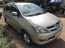 Bán Toyota Innova G đời 2006, màu bạc, nỉ rin theo xe giá 329 triệu tại Đắk Lắk
