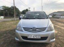 Bán Toyota Innova sản xuất 2010 bản G xịn, số sàn, tư nhân chính chủ giá 409 triệu tại Bình Dương