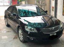 Cần bán lại xe Toyota Camry 3.5Q 2008, màu đen   giá 575 triệu tại Hà Nội