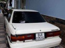 Cần bán lại xe Toyota Camry năm 1988, màu trắng, nhập khẩu giá 60 triệu tại Trà Vinh