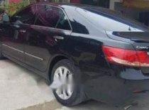 Bán xe Toyota Camry 3.5Q đời 2007, màu đen giá 495 triệu tại Lai Châu