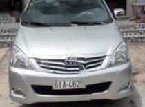 Bán ô tô Toyota Innova 2.0 MT năm 2008, màu bạc giá 260 triệu tại Cà Mau