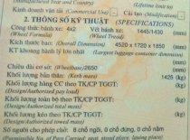 Bán Zace GL đời 2005 đăng kí 2007, xe gia đình zin, màu xanh vỏ dưa giá 235 triệu tại Bình Phước