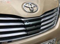 Cần bán Toyota Sienna Limited 3.5 đời 2011, màu vàng, nhập khẩu nguyên chiếc giá 1 tỷ 980 tr tại Tp.HCM