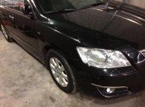 Cần bán gấp Toyota Camry 2.4G năm 2008, màu đen xe gia đình giá 550 triệu tại Khánh Hòa