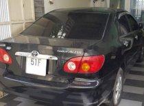 Bán Toyota Corolla Altis 1.8G sản xuất 2004, màu đen, giá 280tr giá 280 triệu tại Tp.HCM