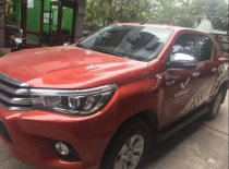 Chính chủ bán Toyota Hilux 2.8G đời 2017, màu đỏ, nhập khẩu nguyên chiếc giá 785 triệu tại Hà Nội