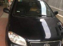 Bán Toyota Vios 2004, màu đen, nhập khẩu   giá 155 triệu tại Quảng Ninh