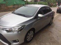 Bán Toyota Vios năm sản xuất 2015, màu bạc như mới giá 450 triệu tại Hà Tĩnh