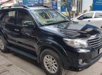 Bán ô tô Toyota Fortuner 2013, màu đen giá 685 triệu tại Hà Nội