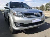 Bán Toyota Fortuner G sản xuất năm 2016, màu bạc, 900tr giá 900 triệu tại Trà Vinh