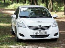 Cần bán xe Toyota Vios, đời 2012 đăng kí 2013, màu trắng, giá tốt giá 317 triệu tại Hà Tĩnh