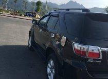 Bán xe Toyota Fortuner 2.5G sản xuất năm 2010, màu đen chính chủ giá 630 triệu tại Hòa Bình