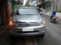 Cần bán Toyota Fortuner 2011, số tự động, màu bạc giá 498 triệu tại Tp.HCM