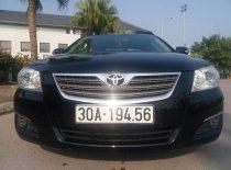 Cần bán gấp Toyota Camry 3.5 Q đời 2007, màu đen, nhập khẩu chính hãng giá Giá thỏa thuận tại Hà Nội