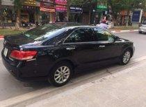 Bán xe Toyota Camry 2.4G năm sản xuất 2012, màu đen chính chủ giá 695 triệu tại Hà Nội