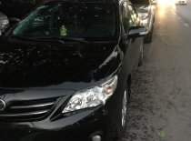 Bán Toyota Corolla altis 1.8G AT sản xuất năm 2011, màu đen như mới  giá 550 triệu tại Thái Nguyên