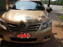 Bán xe Toyota Camry LE sản xuất năm 2009, màu vàng cát, nhập khẩu, xe một chủ từ đầu vẫn còn nguyên biển bốn số giá 725 triệu tại Hà Nội