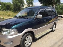 Cần bán lại xe Toyota Zace GL năm 2005, màu xanh lam   giá 275 triệu tại Tp.HCM