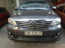 Bán Toyota Fortuner V đời 2013, màu xám (ghi), xe đẹp giá 676 triệu tại Hà Nội
