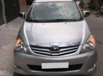 Cần bán Toyota Innova G 2011, màu bạc giá 515 triệu tại Tp.HCM