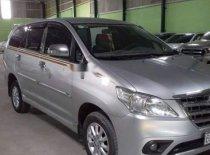 Cần bán gấp Toyota Innova sản xuất năm 2013, màu bạc giá 490 triệu tại Cà Mau