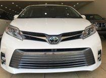 Bán xe Toyota Sienna Limited đời 2019, màu trắng, xe nhập Mỹ giá 4 tỷ 230 tr tại Hà Nội