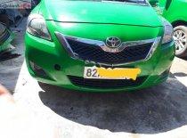 Bán Toyota Vios 1.5E đời 2013, màu xanh lục, giá tốt giá 300 triệu tại Kon Tum