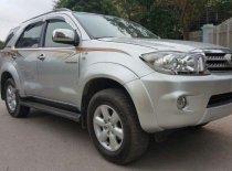 Bán xe Toyota Fortuner đời 2010, màu bạc còn mới, giá chỉ 592 triệu giá 592 triệu tại Ninh Bình