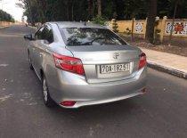 Bán Toyota Vios MT sản xuất 2014, màu bạc, xe đẹp giá 44 triệu tại Tây Ninh