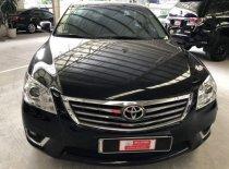 Cần bán lại xe Toyota Camry 2.4G đời 2011, màu đen số tự động, giá 735tr giá 735 triệu tại Tp.HCM