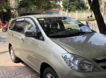 Bán gấp Toyota Innova 2006 số sàn, xe màu vàng cát giá 332 triệu tại Tp.HCM