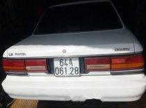 Cần bán gấp Toyota Camry năm sản xuất 1989, màu trắng, nhập khẩu nguyên chiếc giá 89 triệu tại Vĩnh Long