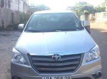 Cần bán Toyota Innova 2.0 E sản xuất 2014, màu bạc, giá chỉ 500 triệu giá 500 triệu tại Đắk Lắk
