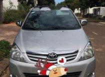 Bán Toyota Innova G đời 2010, màu bạc, nhập khẩu   giá 395 triệu tại Đắk Lắk