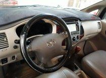 Bán Toyota Innova G đời 2006, màu vàng, xe nhập xe gia đình  giá 335 triệu tại Đồng Nai