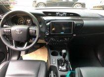 Bán Toyota Hilux 2.8G 4x4 AT năm sản xuất 2018, màu bạc, nhập khẩu, giá tốt giá 878 triệu tại Hà Nội