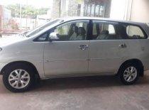 Bán gấp Toyota Innova G đời 2006, màu bạc, giá cạnh tranh giá 349 triệu tại Tây Ninh
