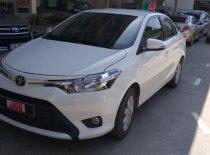 Bán xe Toyota Vios 1.5E đời 2017, màu trắng xe mới đi 6.500km chất xe như mới. Giá còn giảm giá 530 triệu tại Tp.HCM